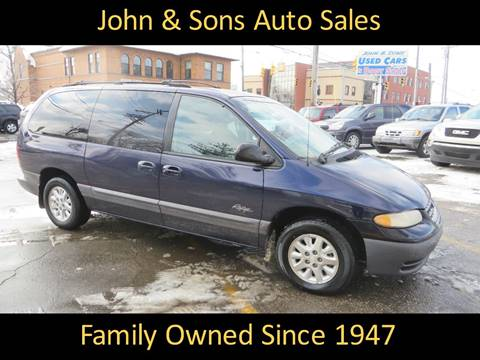 1997 Plymouth Grand Voyager for sale in Grand Rapids, MI