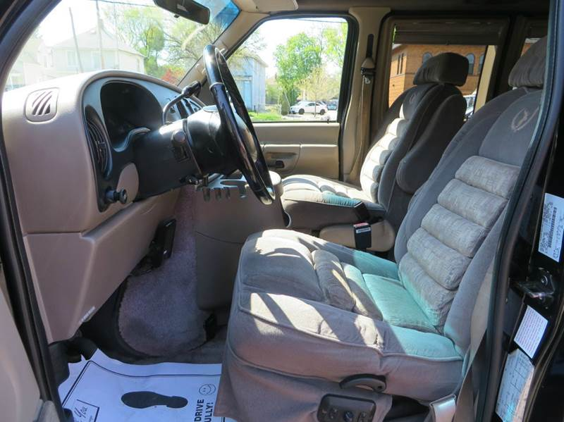 2000 Ford E-150 Elk Automotive Custom Conversion - Grand Rapids MI