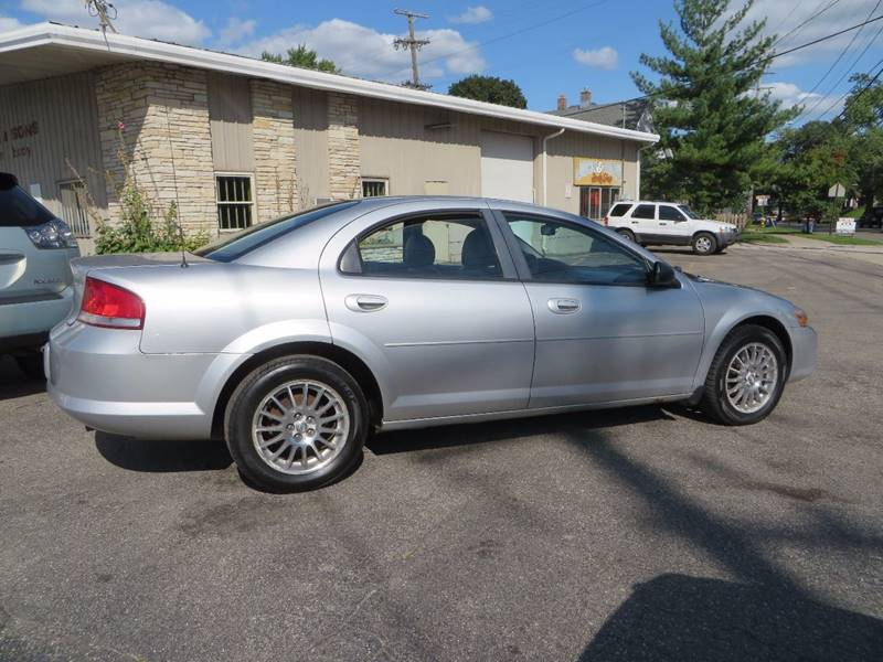 2004 Chrysler Sebring 4dr Sedan - Grand Rapids MI