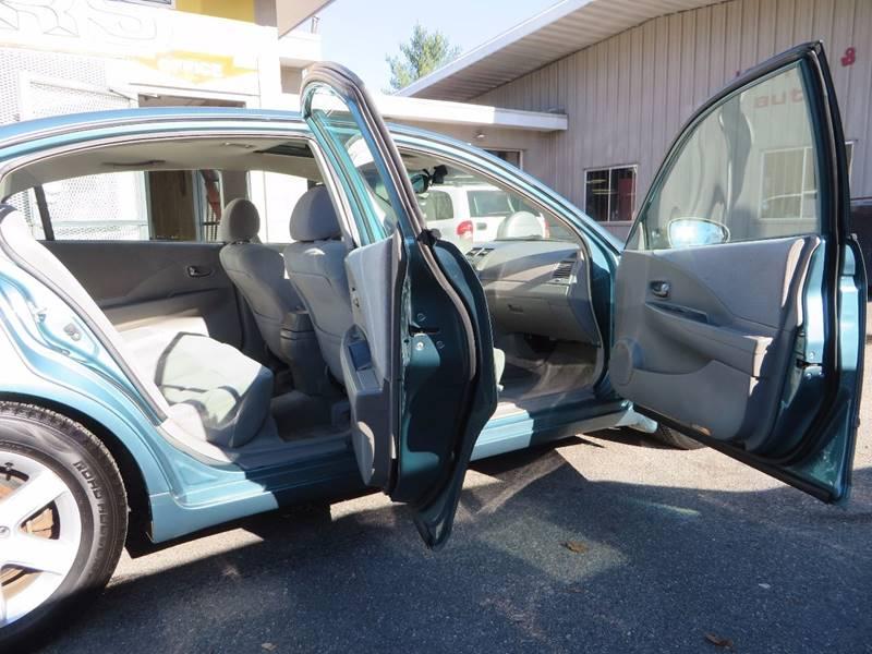 2002 Nissan Altima 2.5 S 4dr Sedan - Grand Rapids MI