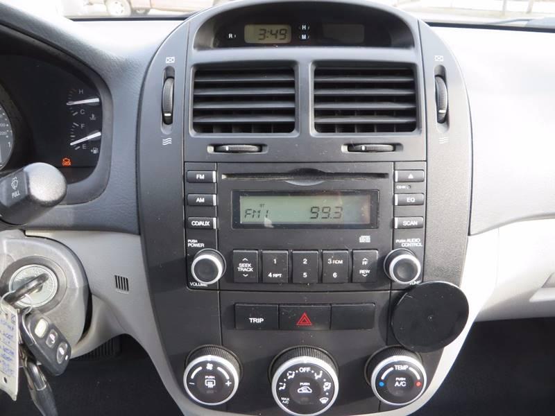2007 Kia Spectra EX 4dr Sedan (2L I4 4A) - Grand Rapids MI