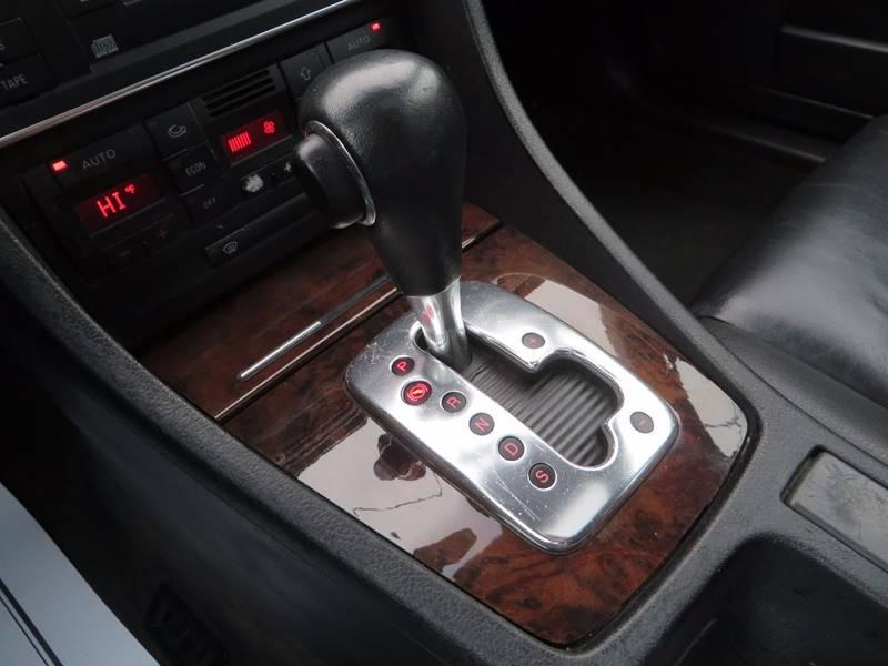 2003 Audi A4 AWD 3.0 Avant quattro 4dr Wagon - Grand Rapids MI