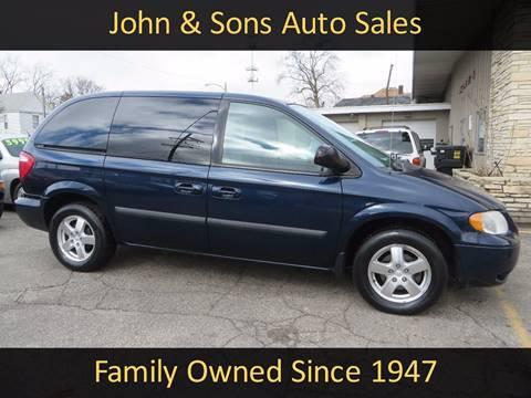 2005 Dodge Caravan for sale in Grand Rapids, MI