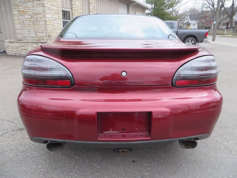 2003 Pontiac Grand Prix GT 4dr Sedan - Grand Rapids MI