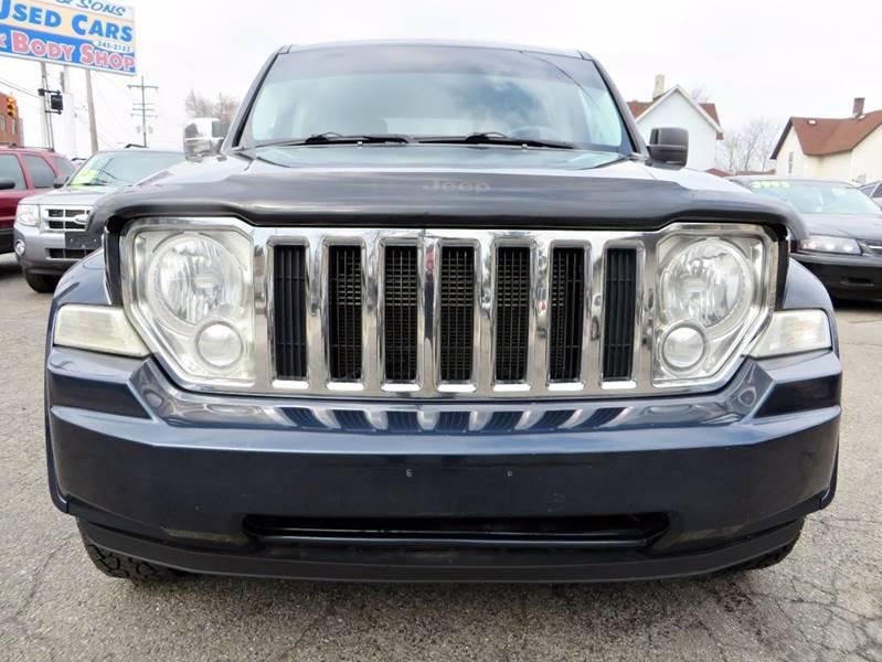 2008 Jeep Liberty 4x4 Sport 4dr SUV - Grand Rapids MI