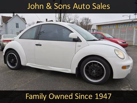 2000 Volkswagen New Beetle