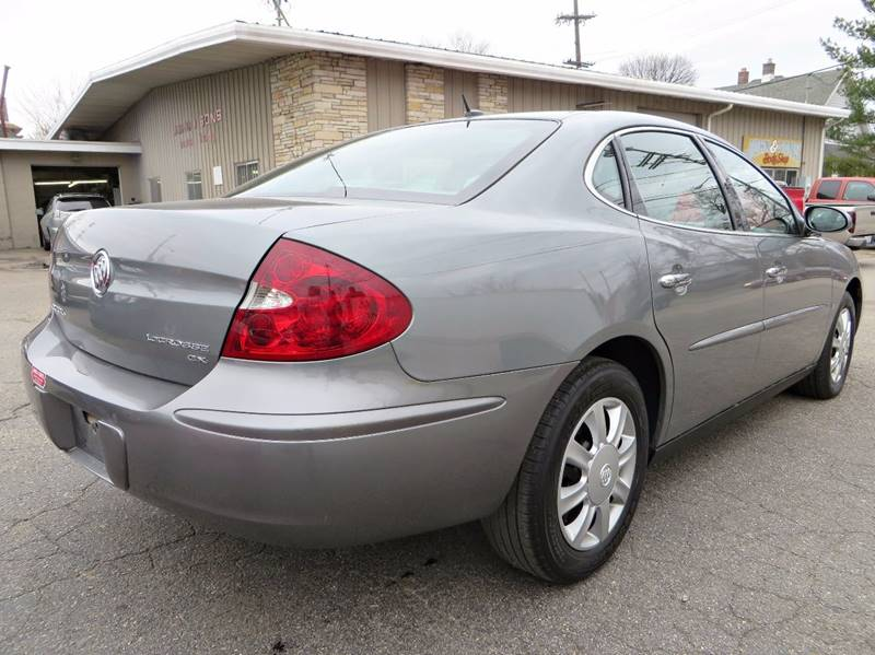 2007 Buick LaCrosse CX 4dr Sedan - Grand Rapids MI