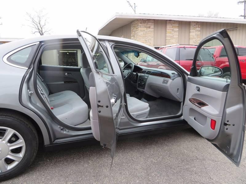 2007 Buick LaCrosse CX 4dr Sedan - Grand Rapids MI