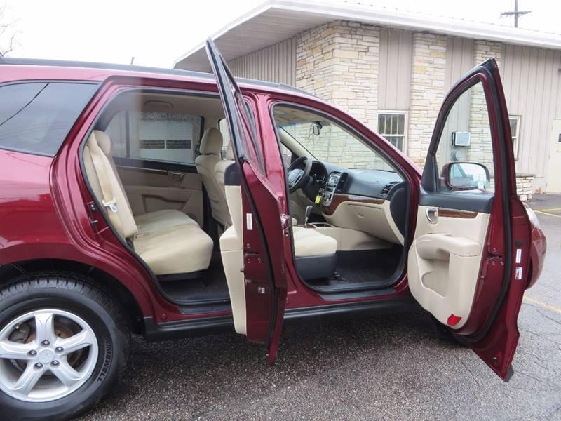 2008 Hyundai Santa Fe AWD GLS 4dr SUV - Grand Rapids MI