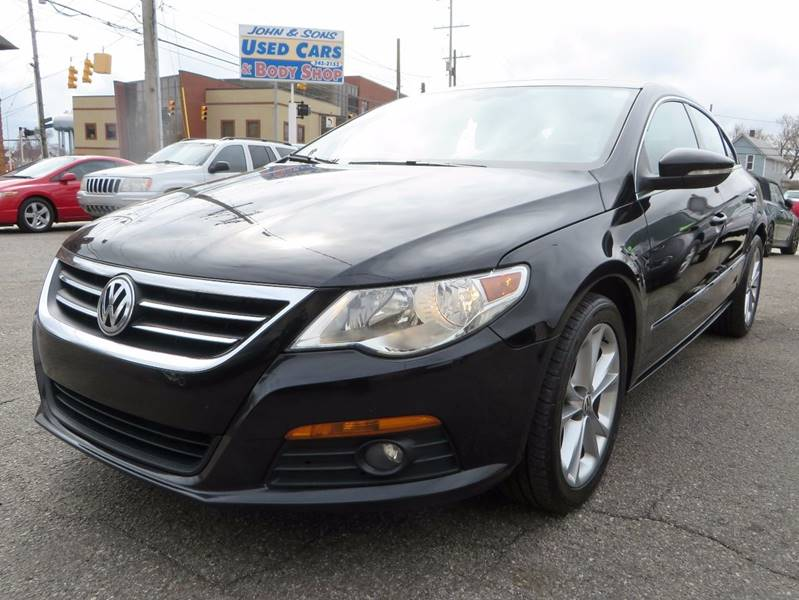 2009 Volkswagen CC Luxury 4dr Sedan - Grand Rapids MI