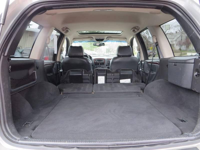 2002 Jeep Grand Cherokee Limited 4WD 4dr SUV - Grand Rapids MI