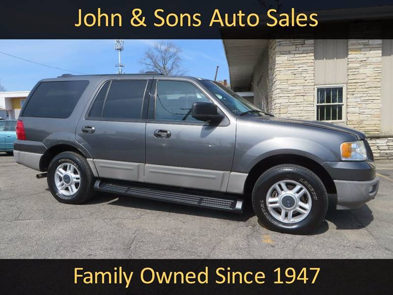 2003 Ford Expedition XLT 4WD 4dr SUV - Grand Rapids MI