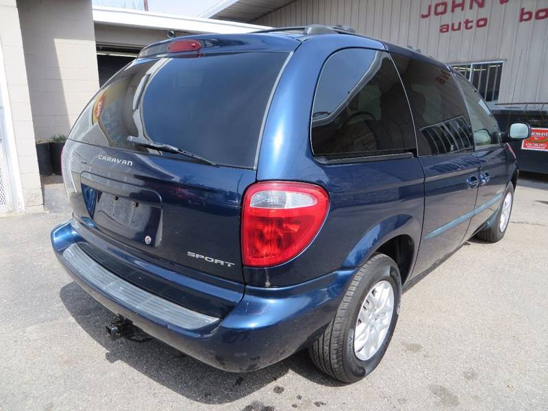 2001 Dodge Caravan Sport 4dr Mini-Van - Grand Rapids MI