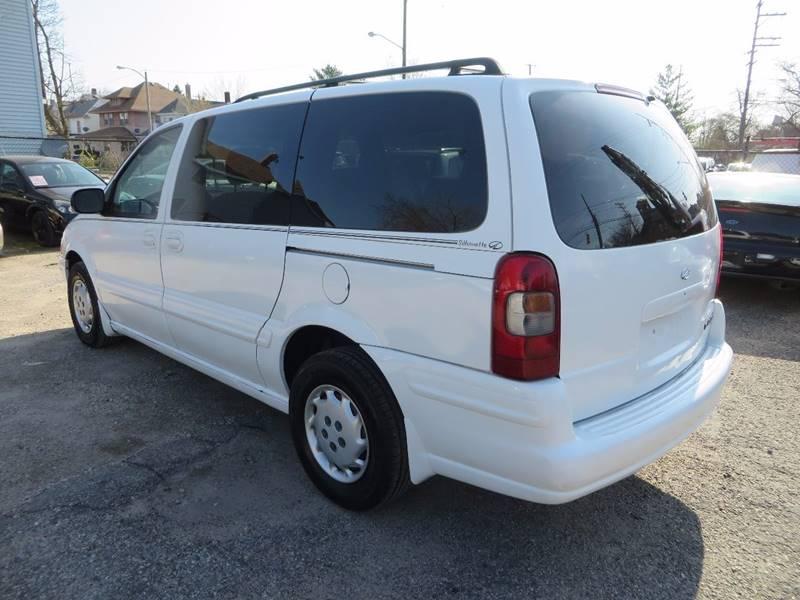 2000 Oldsmobile Silhouette 4dr GL Extended Mini-Van - Grand Rapids MI