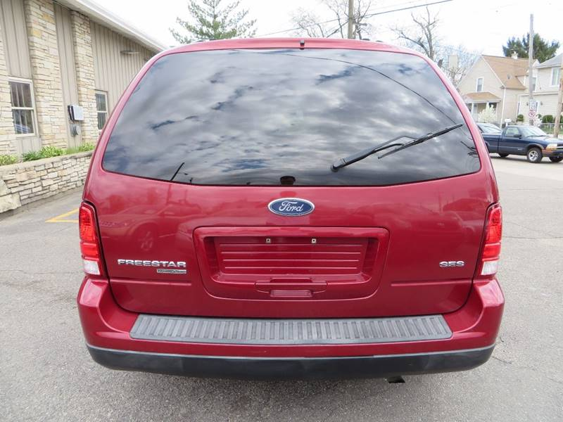 2004 Ford Freestar SES 4dr Mini-Van - Grand Rapids MI