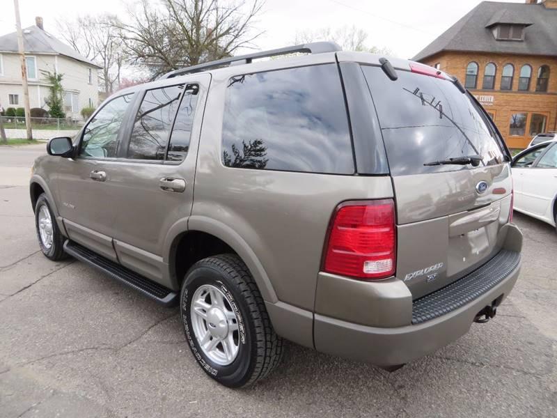 2002 Ford Explorer 4dr XLT 4WD SUV - Grand Rapids MI