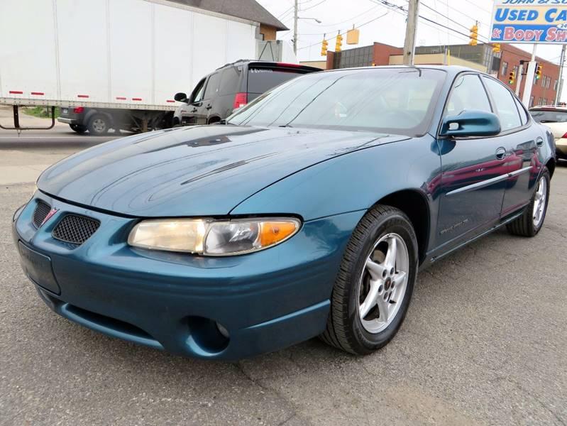 2003 Pontiac Grand Prix SE 4dr Sedan - Grand Rapids MI
