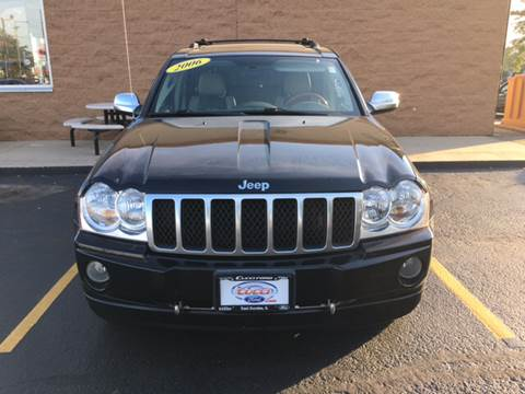 2006 Jeep Grand Cherokee for sale in Hammond, IN