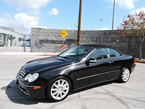 2007 Mercedes-Benz CLK for sale in North Hollywood, CA