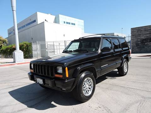1998 Jeep Cherokee for sale in North Hollywood, CA