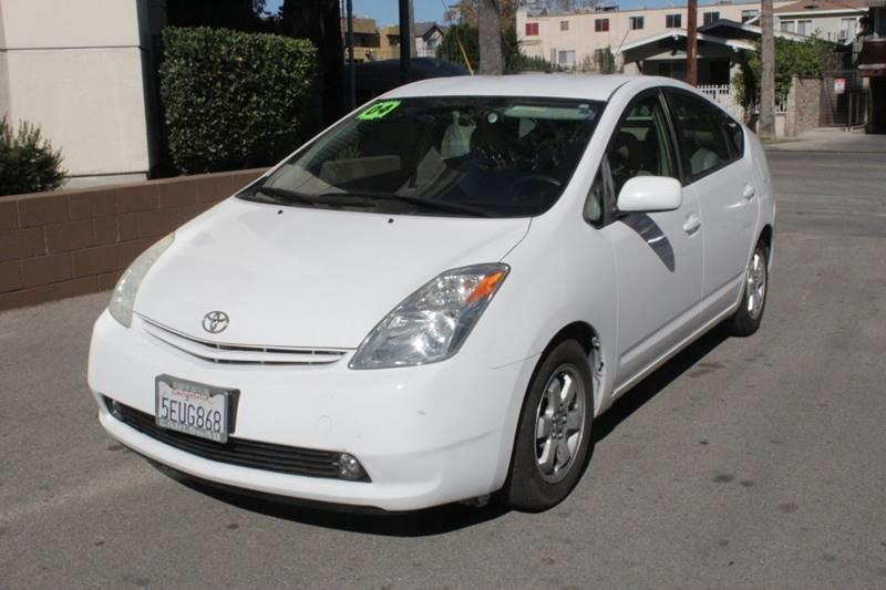 Toyota Prius Dr Hatchback In North Hollywood CA Good Vibes - 2004 prius