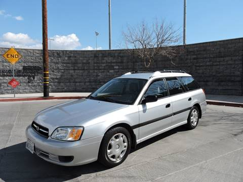2002 Subaru Legacy for sale at Good Vibes Auto Sales in North Hollywood CA