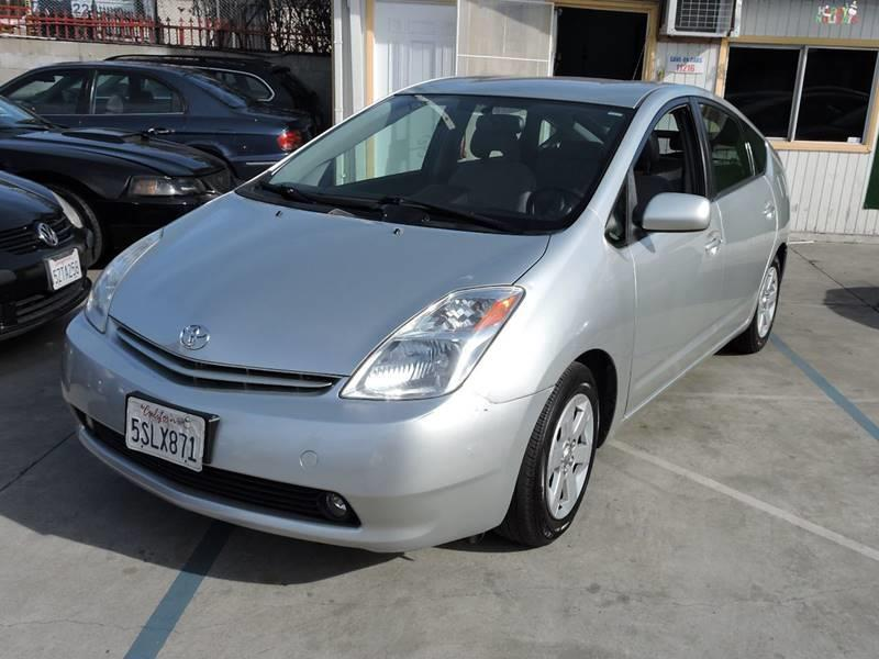 2005 Toyota Prius 4dr Hatchback   North Hollywood CA