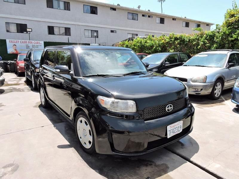2008 Scion xB for sale at Good Vibes Auto Sales in North Hollywood CA
