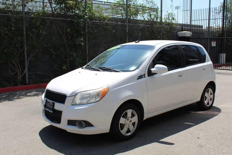 2010 Chevrolet Aveo Aveo5 Ls 4dr Hatchback In North Hollywood Ca