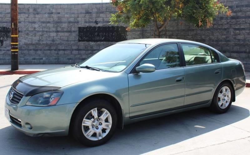 2005 Nissan Altima 25 4dr Sedan In North Hollywood Ca Good Vibes