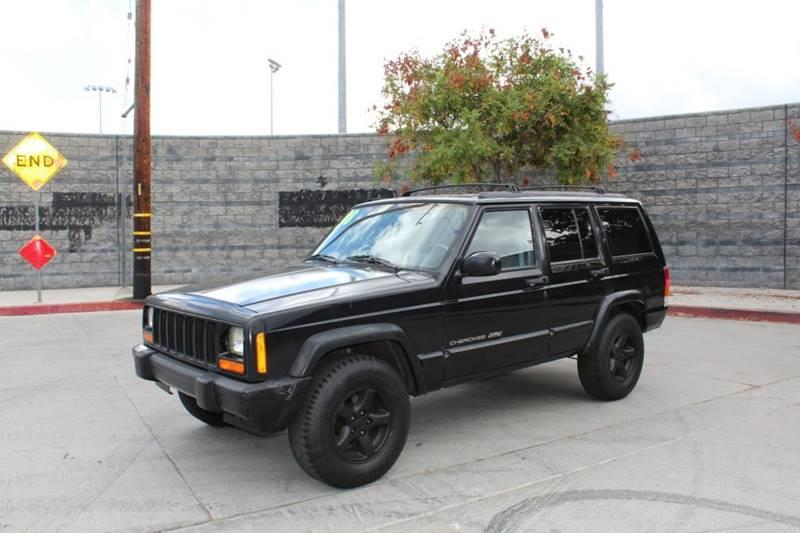 1998 Jeep Cherokee Sport 4dr SUV   North Hollywood CA
