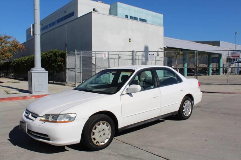 2002 honda accord lx 4dr sedan in north hollywood ca good vibes