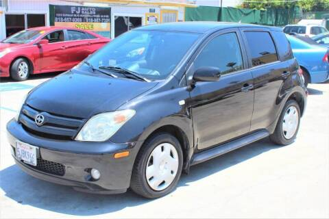 2005 Scion xA for sale at Good Vibes Auto Sales in North Hollywood CA