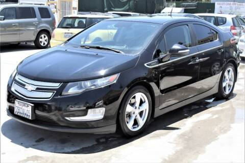 2013 Chevrolet Volt for sale at Good Vibes Auto Sales in North Hollywood CA