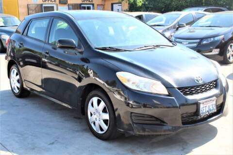 2009 Toyota Matrix for sale at Good Vibes Auto Sales in North Hollywood CA