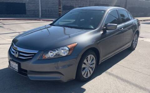 2012 Honda Accord for sale at Good Vibes Auto Sales in North Hollywood CA