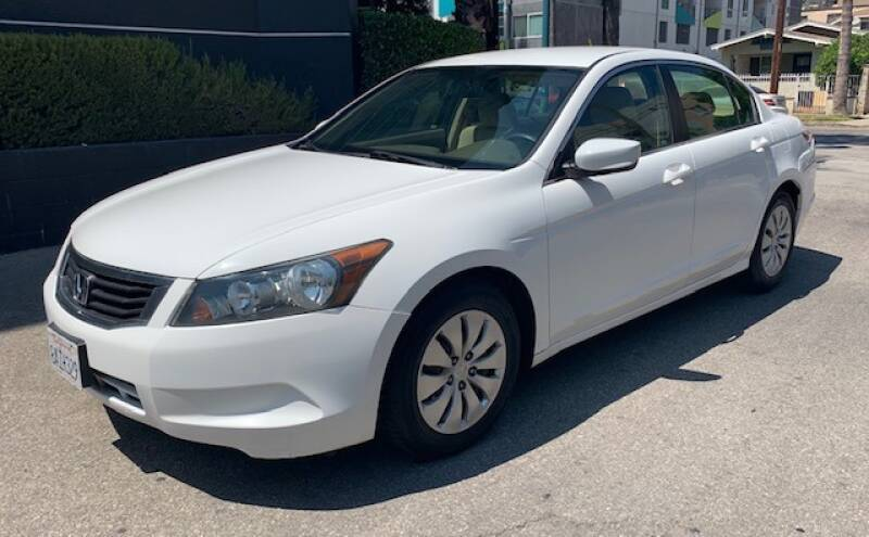 2010 Honda Accord for sale at Good Vibes Auto Sales in North Hollywood CA