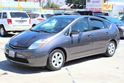 2008 Toyota Prius for sale at Good Vibes Auto Sales in North Hollywood CA