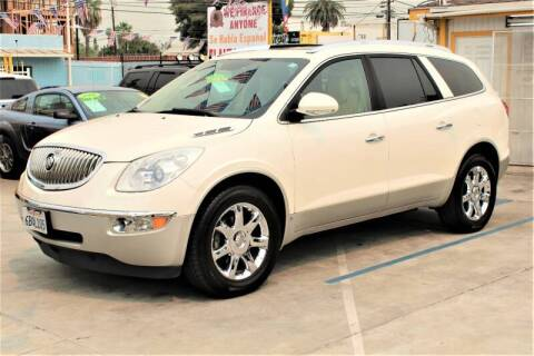 2008 Buick Enclave for sale at Good Vibes Auto Sales in North Hollywood CA