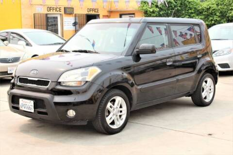 2010 Kia Soul for sale at Good Vibes Auto Sales in North Hollywood CA