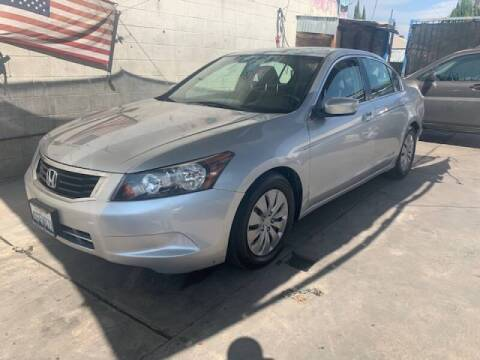 2009 Honda Accord for sale at Good Vibes Auto Sales in North Hollywood CA