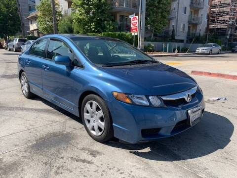 2011 Honda Civic for sale at Good Vibes Auto Sales in North Hollywood CA