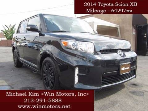 2014 Scion xB for sale at Win Motors Inc. in Los Angeles CA