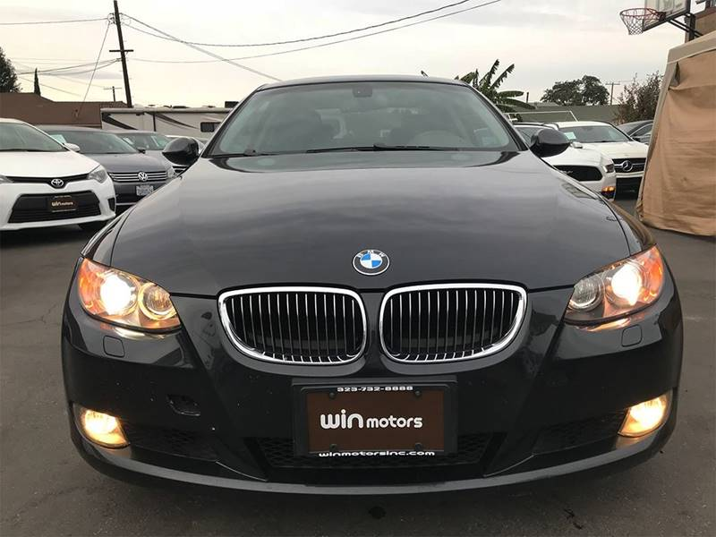 Bmw Series I Dr Coupe In Los Angeles CA Win Motors Inc - Bmw 328i coupe 2007
