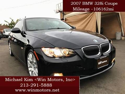 Bmw Used Cars Financing For Sale Los Angeles Win Motors Inc