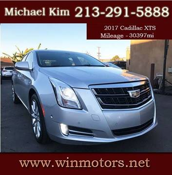 2017 Cadillac XTS for sale at Win Motors Inc. in Los Angeles CA