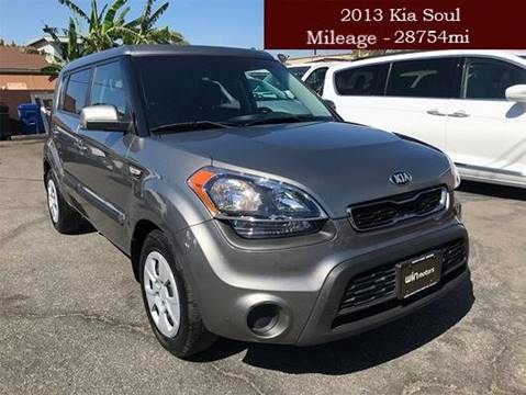 2013 Kia Soul for sale at Win Motors Inc. in Los Angeles CA