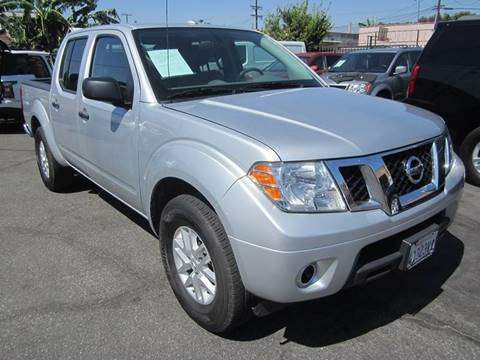 2017 Nissan Frontier for sale at Win Motors Inc. in Los Angeles CA