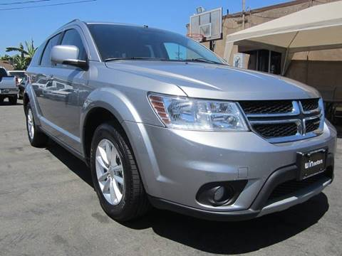 2017 Dodge Journey for sale at Win Motors Inc. in Los Angeles CA