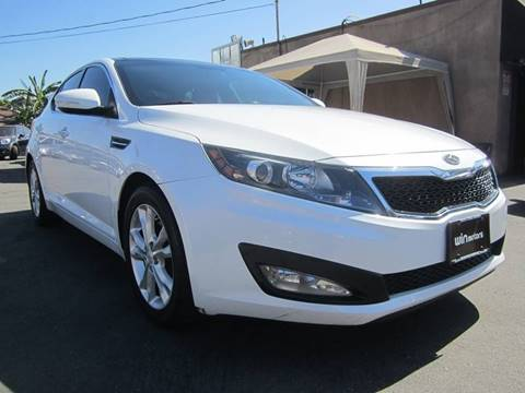 2012 Kia Optima for sale at Win Motors Inc. in Los Angeles CA